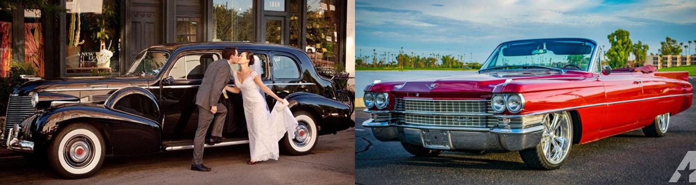 Classic Wedding Cars For Rent Pinehurst NC
