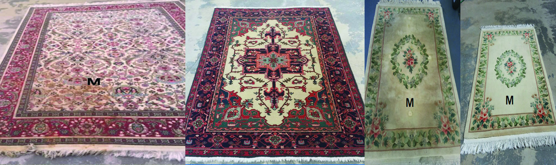 Oriental Rug Hand Cleaning Master & Repair Waterford Lakes FL