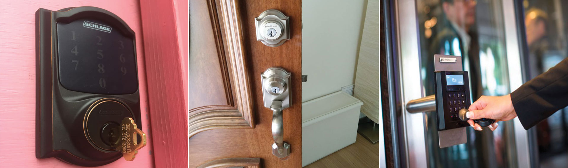 Locksmith services La Mirada CA