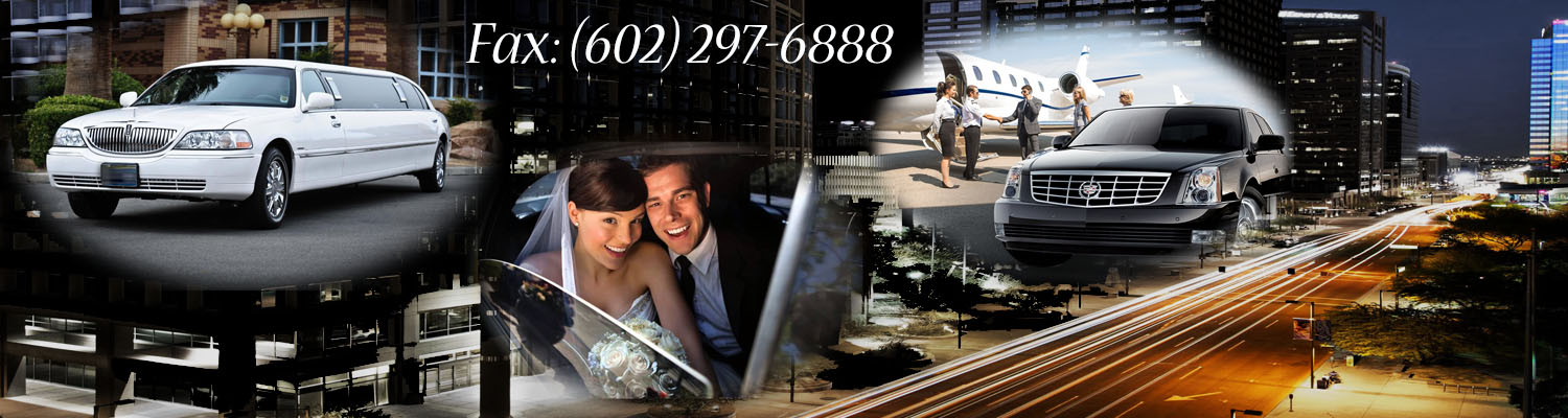 Limo Services Paradise Valley AZ