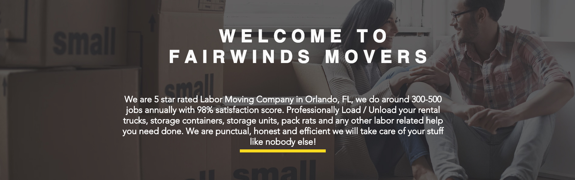 Moving Service Winter Garden FL